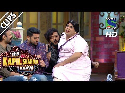 Meet Number-1 Mastikhor -The Kapil Sharma Show -Episode 25- 16th July 2016