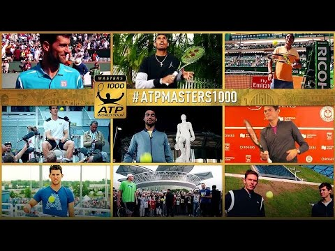 Players Rally Around The ATP World Tour Masters 1000s