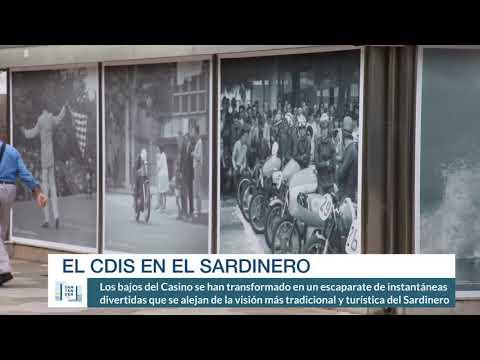 Fotografías históricas del CDIS en el Casino