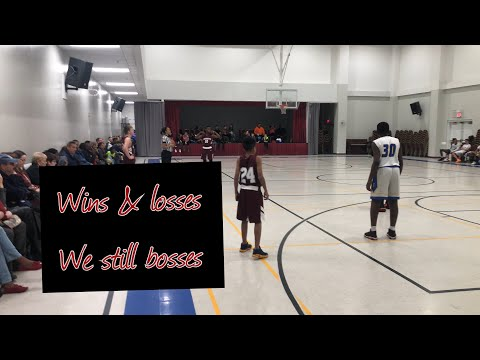Basketball Highlights | MSB Braves vs Forcey Christian School 12 10 2018