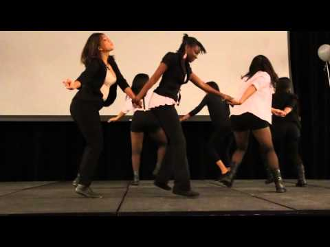 Omega Phi Chi Greek Affair Performance 2014