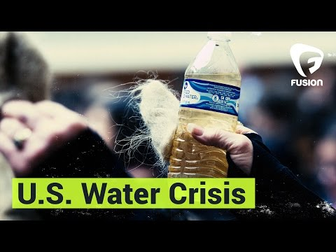 America's Water Infrastructure is Falling Apart