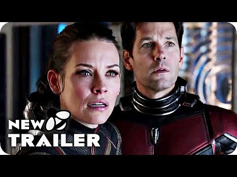 Ant-Man And The Wasp Trailer 2 (2018) Ant-Man 2