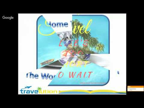 Travelution Become a Home Based Travel Agent