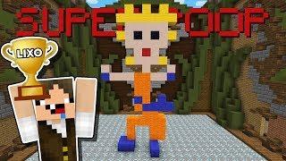 Minecraft: EU CONSEGUI FICAR EM ÚLTIMO LUGAR NO BUILD BATTLE! (BUILD BATTLE)
