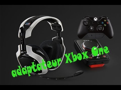 adapter son micro casque gamer sur xbox one youtube. Black Bedroom Furniture Sets. Home Design Ideas