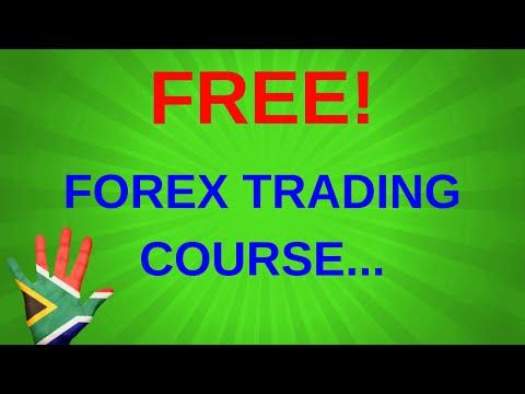 Forex trading training in pretoria
