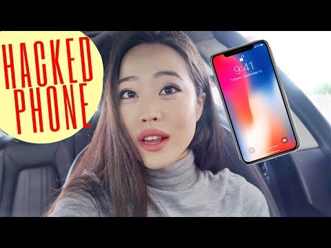 My Phone Was HACKED... - VLOG - [March 16, 2018]