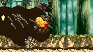 Metal Slug Advance - Metal Slug Advance The Second Mission - User video