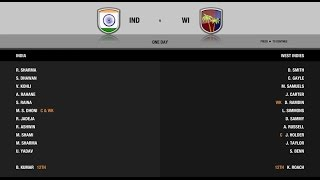 India vs West Indies Highlights Don Bradman Cricket 14 Prediction ICC Cricket World Cup 2015