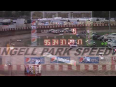 Angell Park Speedway Legend Heats 8/14/16