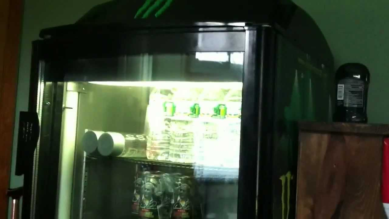 Monster Energy Fridge Youtube