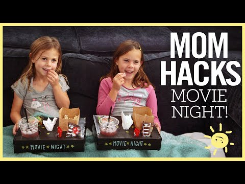 MOM HACKS ℠ | Movie Night! (Ep. 18)