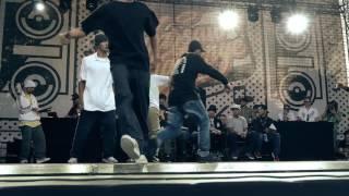 The Floorriorz (Japan) vs Rock Force (USA) - Półfinał Warsaw Challenge 2017