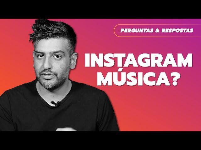 INSTAGRAM MÚSICA - Como Colocar Sua Letra No Instagram Música/Spotify?