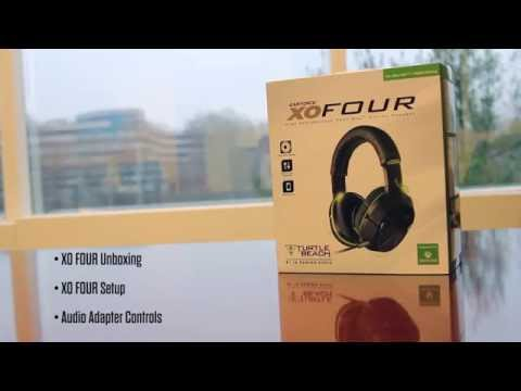 Turtle Beach Ear Force® XO FOUR Setup - Official Gaming Headset For Xbox One™