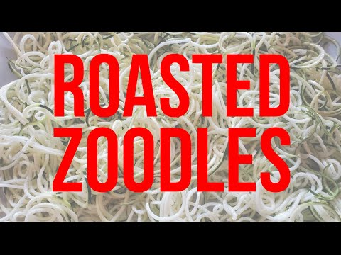 the-best-keto-roasted-zoodles!🍝