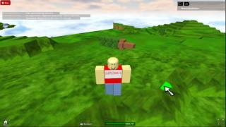 ROBLOX Day Tour Part 1: The Beginning, Intro!