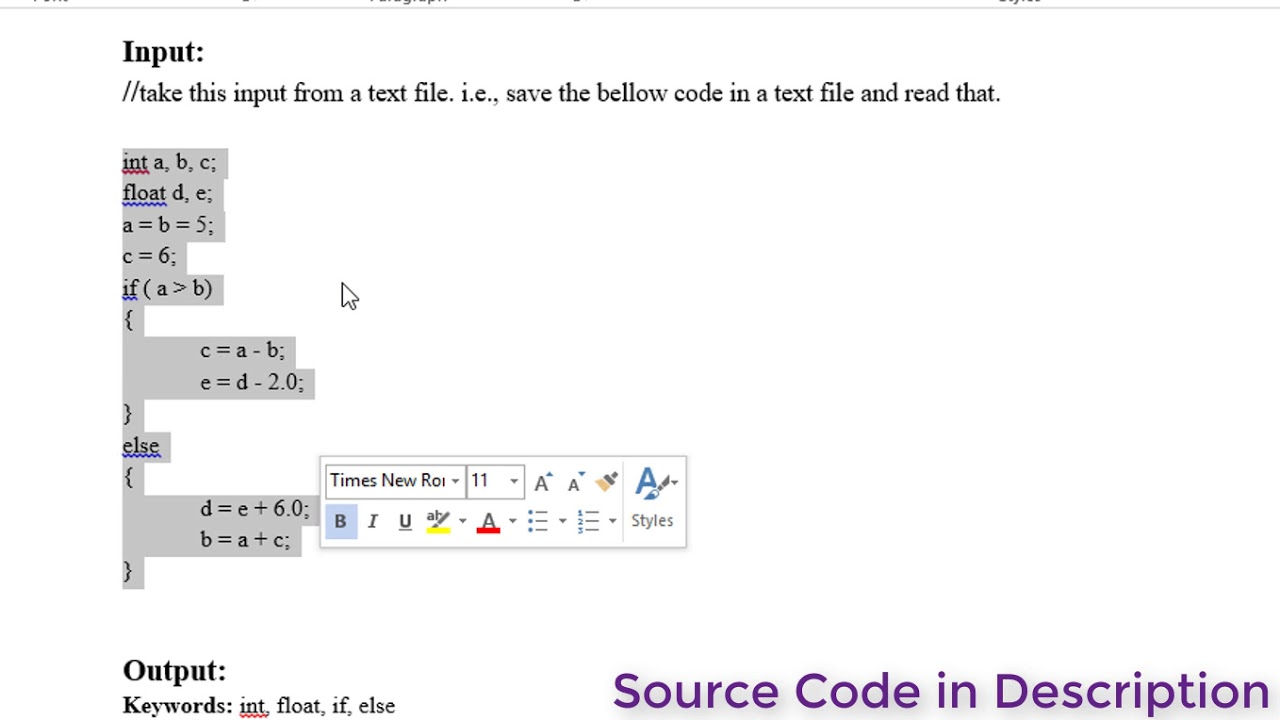 writing a compiler in c#