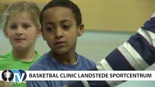 Sportief Zwolle - Basketbal clinic in het Sportcentrum