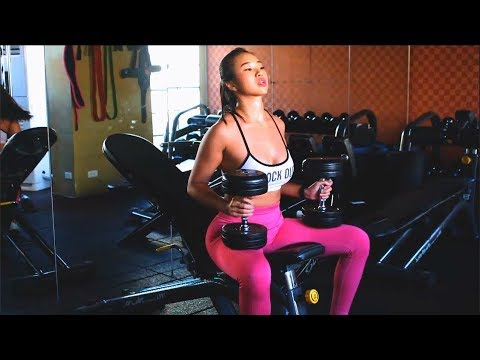 Jessicababyfat X Model Design (Upper body training)