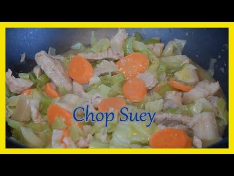 Chop Suey (easy Way)