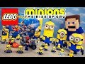 Minions 2 - rise of gru lego movie playsetsrobot stop ...