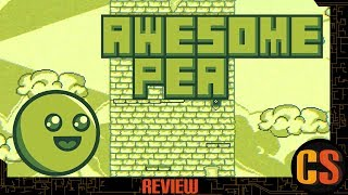 AWESOME PEA - PS4 REVIEW (Video Game Video Review)