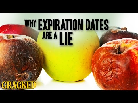 Why Expiration Dates Are B.S.