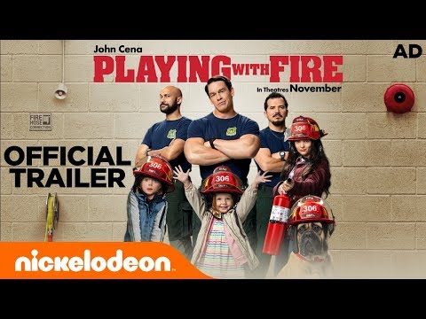 Playing With Fire | Official Trailer | Nick