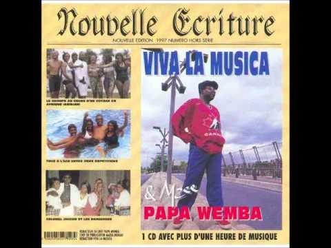 Papa Wemba - Safari
