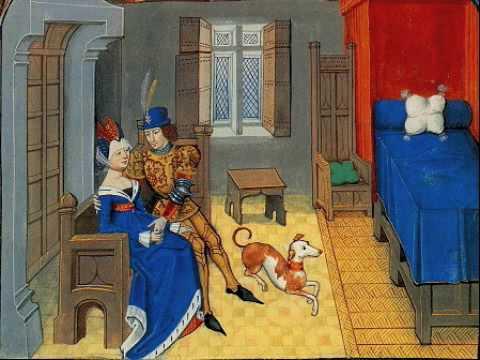 Guillaume De Machaut: Tres Douce Dame Que J'aour