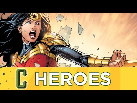 Wonder Woman 75th Anniversary Special - Collider Heroes