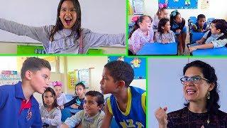 Regreso a la Escuela el Primer dia despues De VACACIONES! thumbnail