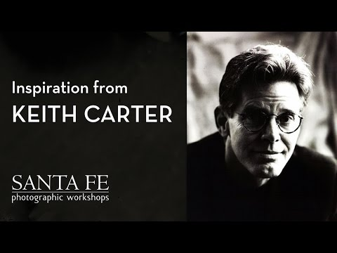 Inspiration from Keith Carter