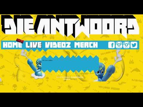 Die Antwoord – Bill Graham - 2017 - Love Drug - End of World Tour - Live – GAME OVER