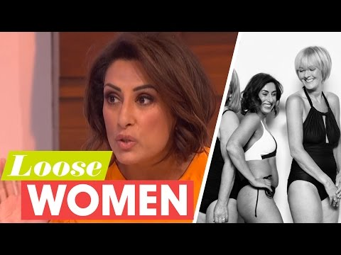 Saira Khan Hits Back at Her Critics for Shaming Her Body Stories Photo | Loose Women