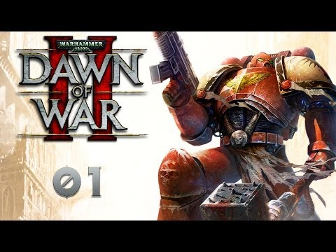 Warhammer 40,000: Dawn of War - прохождение Hardcore