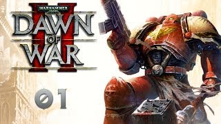 Warhammer 40000: Dawn of War 2 - Прохождение (кооп) pt1