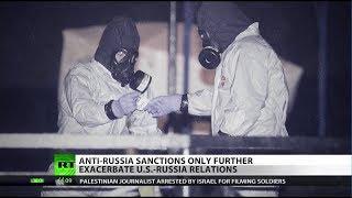 Skripal Sanctions Threaten US-Russia Relations