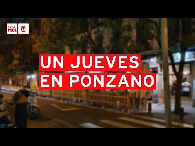 Un jueves en Ponzano