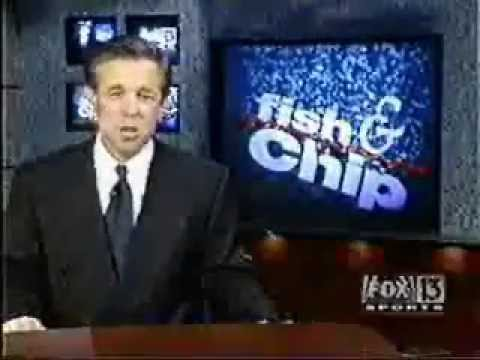 Fox 13's Fish and Chip Report covers the Power-Pole anchor