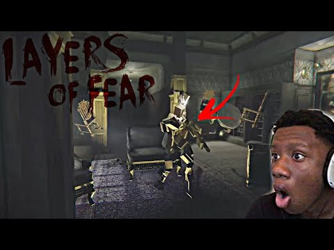 help me please... (Layers Of Fear) Part 1  