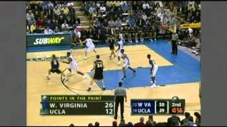 2005-06 BB - #12 WVU vs #18 UCLA - 2nd Half