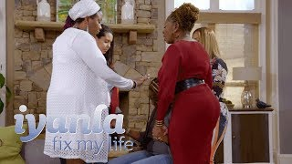 Le'Andria Johnson Breaks Down in Tears During Iyanla's Prayer Circle | Iyanla: Fix My Life | OWN