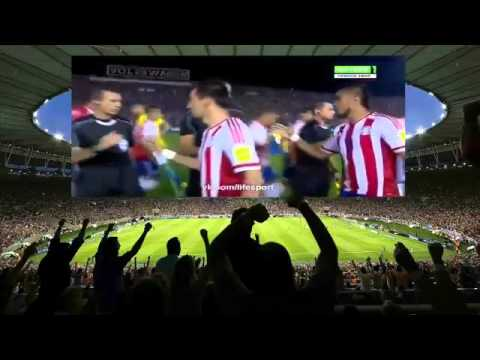Download Paraguay 2 X 2 Brazil Full Highlights World Cup 2018 Qualifications 29.03.2016