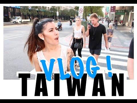► TRAVEL VLOG ||- - - - ✈ TAIWAN