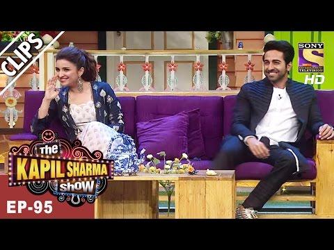 Parineeti & Ayushmann have a Fabulous Time With Kapil - The Kapil Sharma Show - 8th Apr, 2017