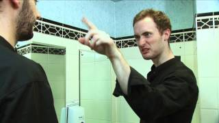 Front of House - Toilet Duty (Comedy TV Series Preview)