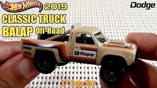 Hot Wheels Classic Truck Balap Off-road - Mainan Mobil Mobilan Hot Wheels 2019 R